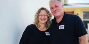 Picture of the owners of Sunsation Service